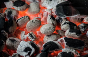 charcoal-grilling