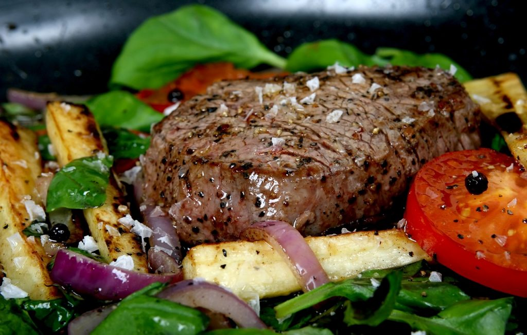 How to Grill Steak on a Gas Grill?